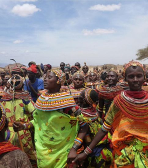 [KENYA-JICA] The Project for Enhancing Community Resilience against Drought in Northern Kenya