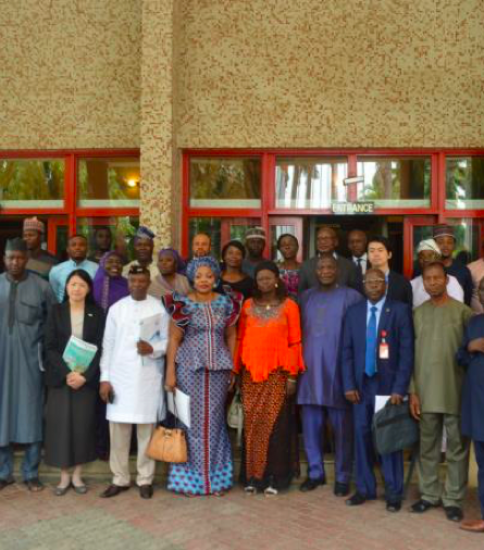 National Workshop on African Initiative for Combating Desertification (AI-CD) Held in Nigeria