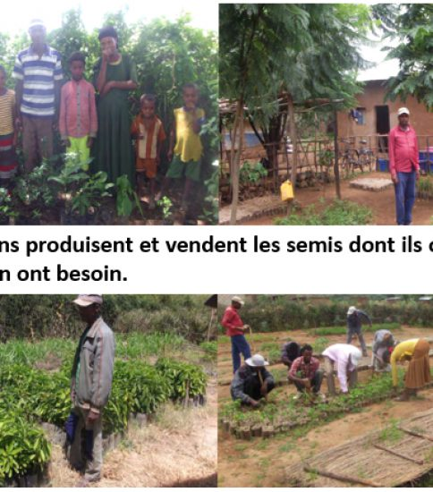 The Project Sustainable Natural Resource Management Through Farmer Field School (SNRMP) in the Rift Valley Area of Oromia Region, Ethiopia