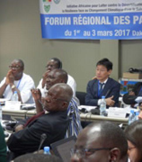 Kick-off Meeting in the Sahel for AI-CD in Senegal ~ 1-3 Mar. 2017 ~