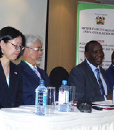 Ministerial Forum for Horn of Africa in Kenya ~ Jun. 2017 ~