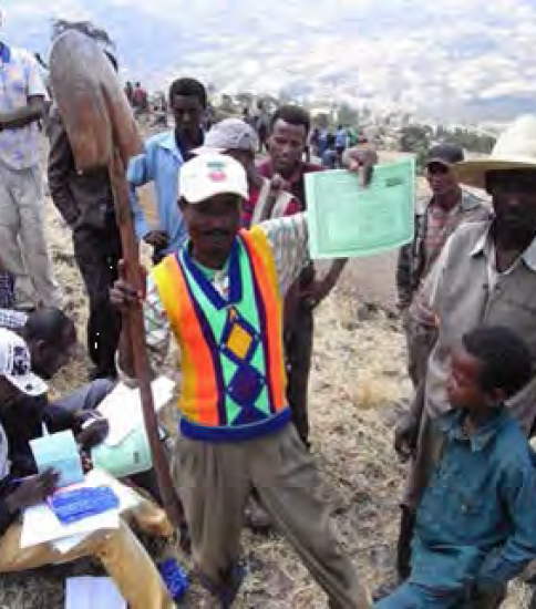 [ETHIOPIA-JICA] Rural Resilience Enhancement Project in the Federal Democratic Republic of Ethiopia