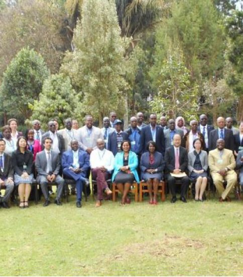 1st Regional Forum in the Horn of Africa for AI-CD in Kenya ~ 1-3 Feb. 2017 ~
