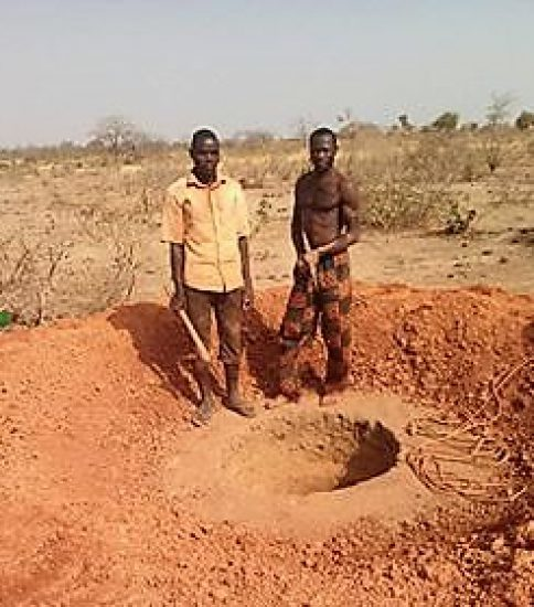 [BURKINA FASO] Challenge of the TOOM-NOOMA association in rural areas of Burkina Faso