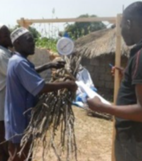[BURKINA FASO-JIRCAS] Promotion of Low Carbon Rural Development through Efficient Utilisation of Local Resources for the Realisation of Sustainable Development