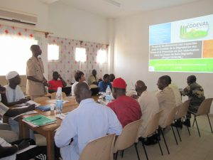 Local seminar to launch the activities
