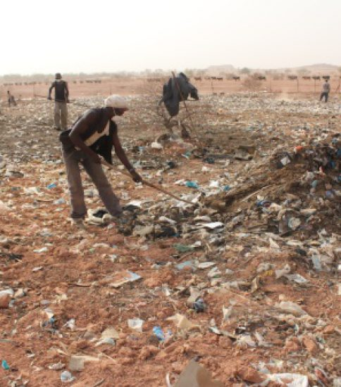 Can urban wastes reduce land degradation in Niger?  Unique challenge by a Japanese researcher [Part 1]